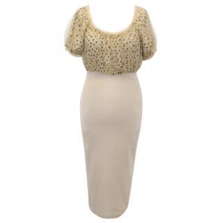 Giambattista Valli Sequin Dress