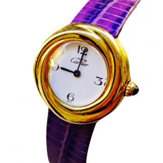 CARTIER Vintage 90's Must Trinity Watch.