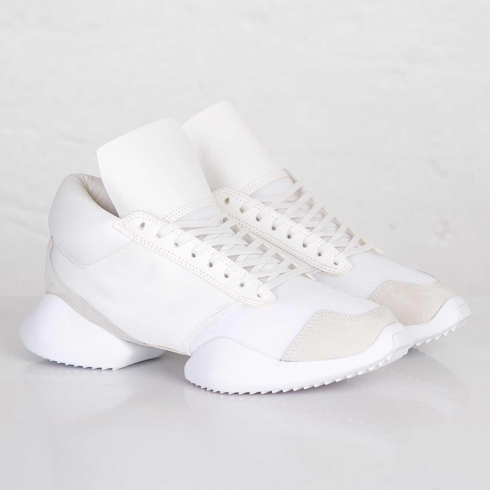 d8764a514ac0 Adidas X Rick Owens White Runners