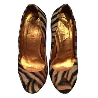 Cesare Paccioti Tiger Shoes