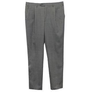 Brioni Wool Suit Trousers
