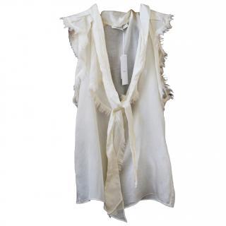 Vanessa Bruno silk-cotton blouse