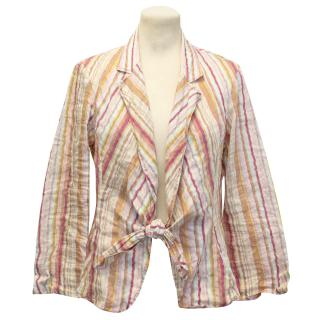 Gerard Darel Striped Blazer