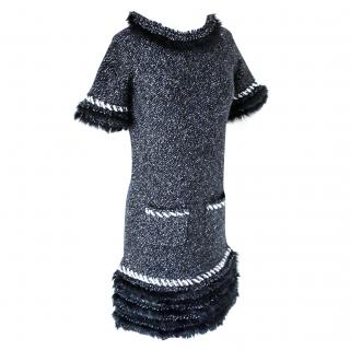 Chanel cashmere dress
