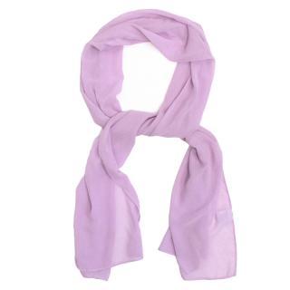 Ritmo Di Perla Pink scarf /stole