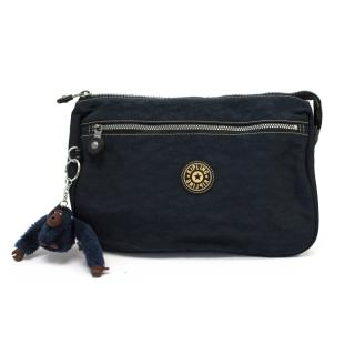 Kipling Navy 'Puppy' Toiletry Bag