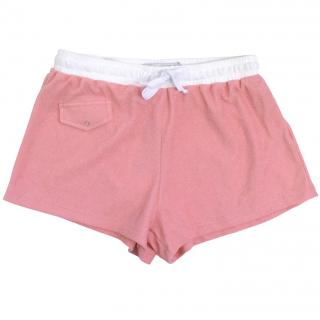 Solid & Striped 'The Lounge Short' in Pink
