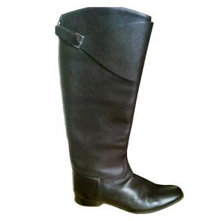 Hermes boots size 36.5