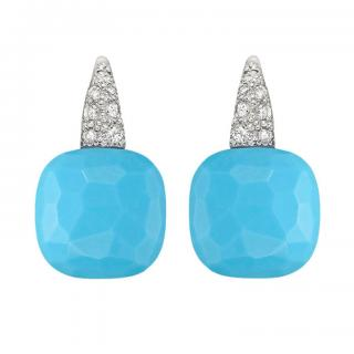 Pomellato Capri earrings
