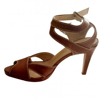 Russell & Bromley Tan Sandals