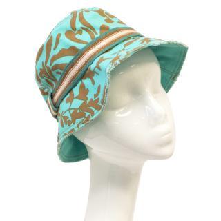 Missoni Mare Cotton Beach Hat