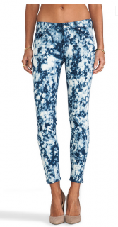 Mother Looker Ankle Hot Spot jeans