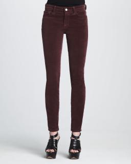 J Brand Corduroy Skinny Trousers