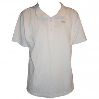 Lacoste ladies tennis polo shirt