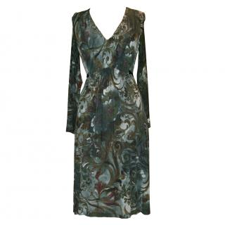 Laurel long-sleeved dress
