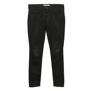 Twenty8Twelve Black Cotton Blend Jeans