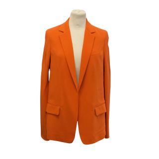 Reed Krakoff Orange Blazer
