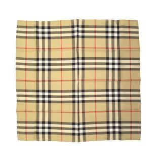 Burberry Checked Handkerchief