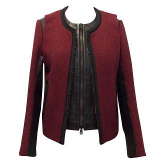 Rag & Bone Lambskin leather jacket