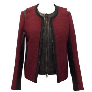 Rag & Bone Lambskin leather jacket