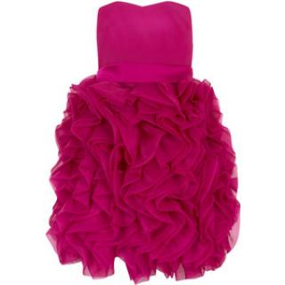 Marchesa Notte Pink Dress