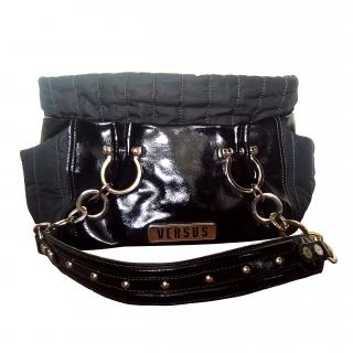 Versus Versace bag patent bag