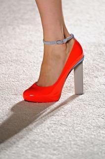 Nicholas Kirkwood Colour Block Heels