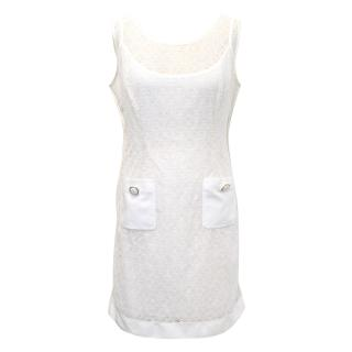 D&G Lace White  Dress