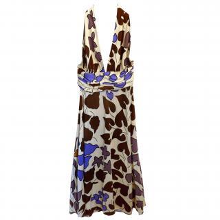 Issa Istanbul Silk Dress