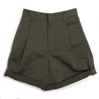 Chloe Cotton Shorts