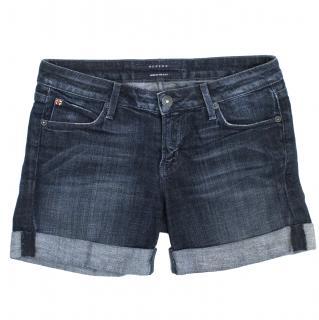 Hudson Blue Denim Shorts
