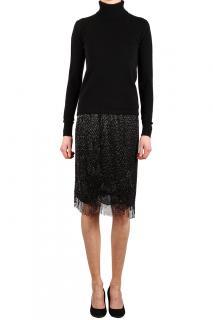 Escada Beaded Evening Skirt