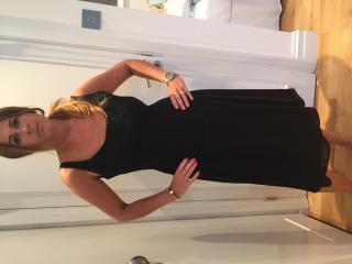 New Narciso Rodriguez Black dress