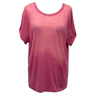 Ksubi Pink T-Shirt