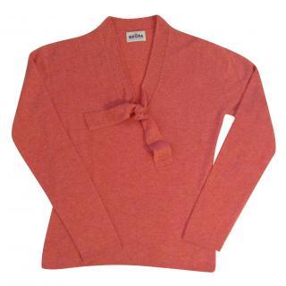 Brora cashmere top