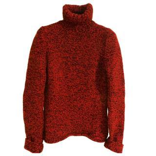 Celine Phoebe Philo thick cashmere jumper