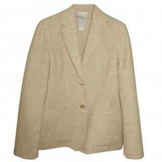 Celine finition main tweed mainline jacket