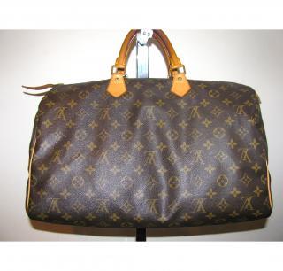 Louis Vuitton large speedy handbag
