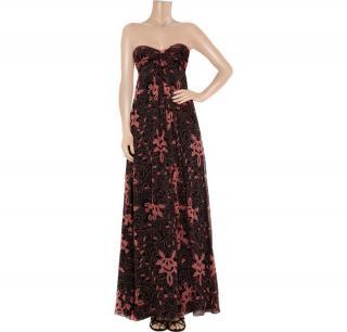 Temperley London Dancing floral Dress rep �1250