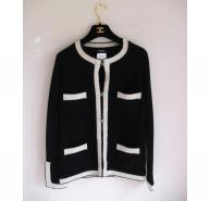 Chanel 2011 100% Cashmere cardigan UK 6 - 8