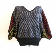 Duro Olowu Patterened Wool Sweater