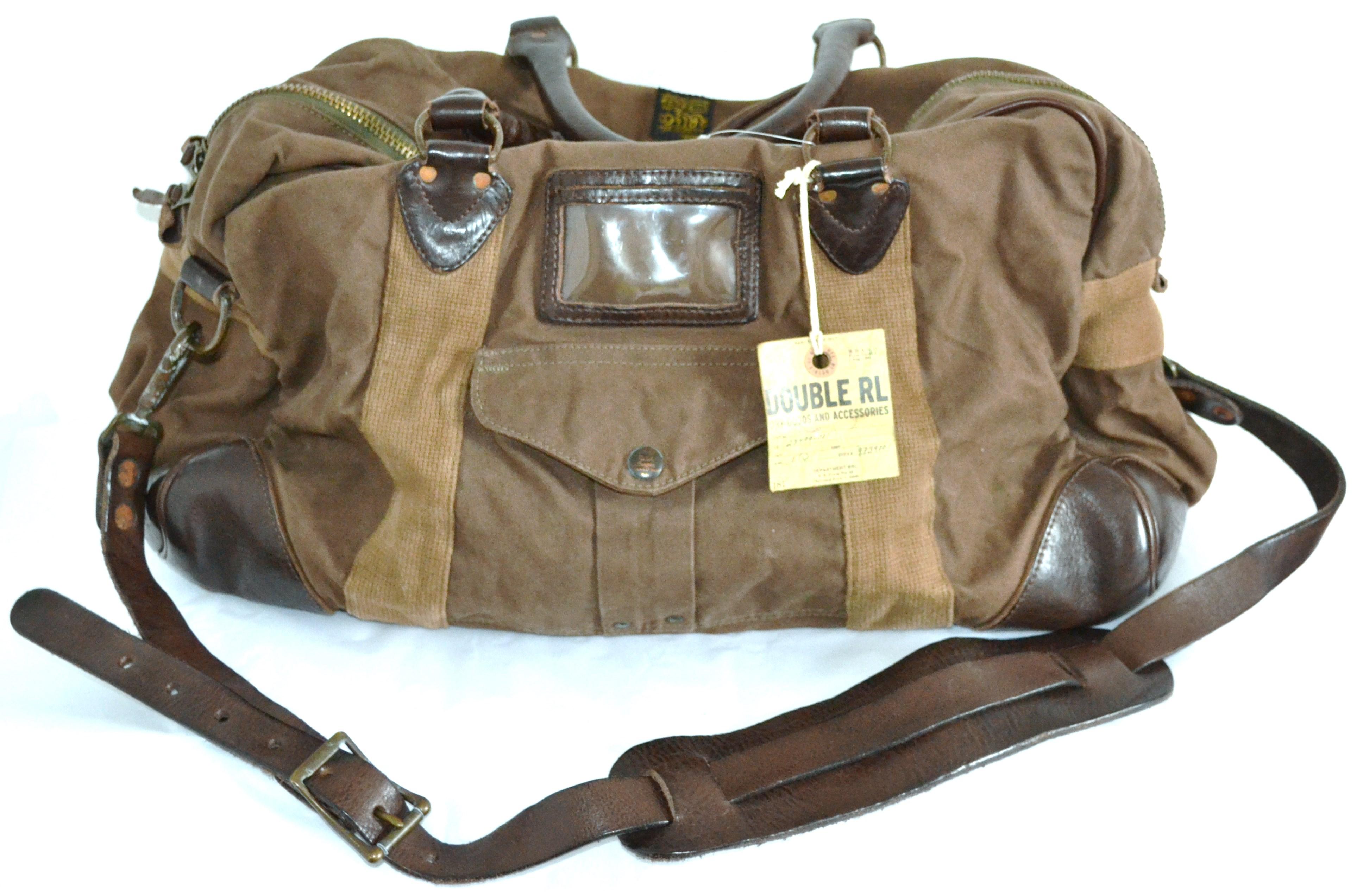 8dfff9050b Rrl Double Rl Ralph Lauren Bag