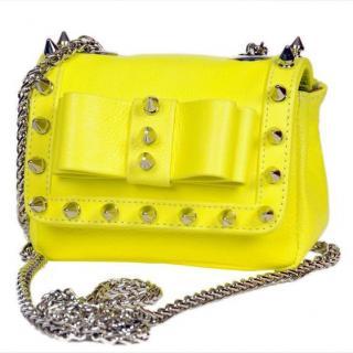 Aila Yellow Spike Me Bag