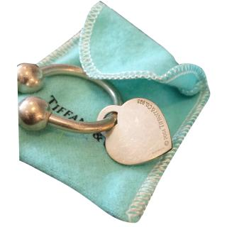 Tiffany & co Sterling Silver Key Ring