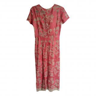 Yeoman Bae Embroidered Dress