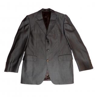 Daks London mens suit jacket size 50