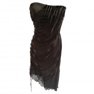 Jitrois black dress