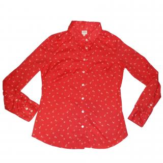 J.Crew womens shirt size S