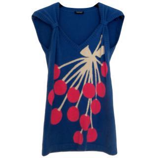 Sonia Rykiel Cashmere Vest