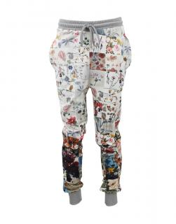 Markus Lupfer Floral Patchwork Joggers